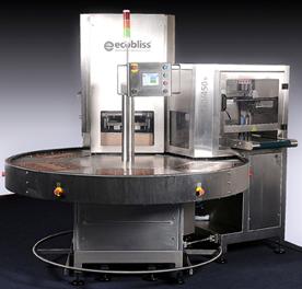 sanofi-aventis rotary wallet packaging machine